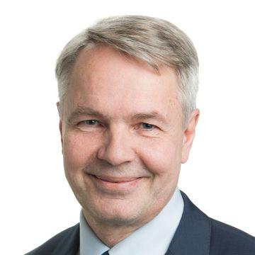 Image of Pekka Haavisto