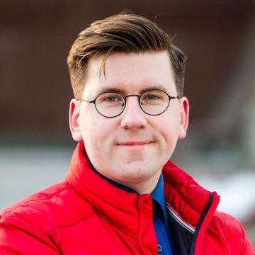 Image of Sebastian Tynkkynen
