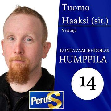 Image of Tuomo Haaksi