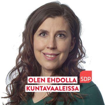 Image of Titta Myllärinen