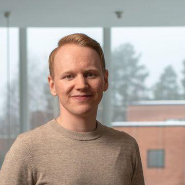 Image of Joakim Kärkäs