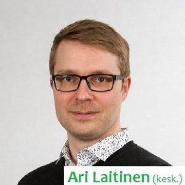 Image of Ari Laitinen