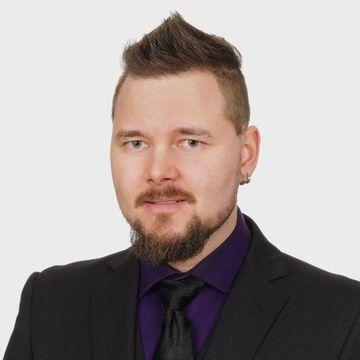 Image of Joni Frisk