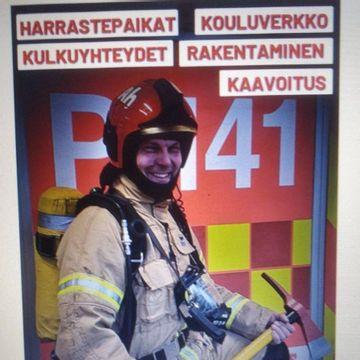 Image of Sami Ahola