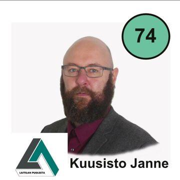 Image of Janne Kuusisto