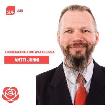 Image of Antti Junni
