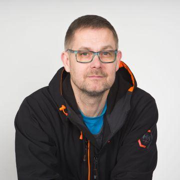 Image of Jari Vuorinen