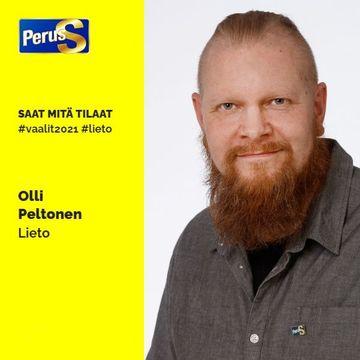 Image of Olli Peltonen