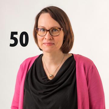 Image of Erika Silventoinen