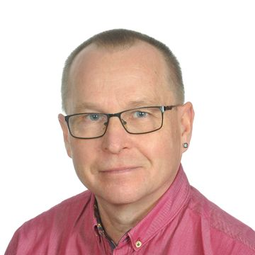 Image of Reijo Hämäläinen