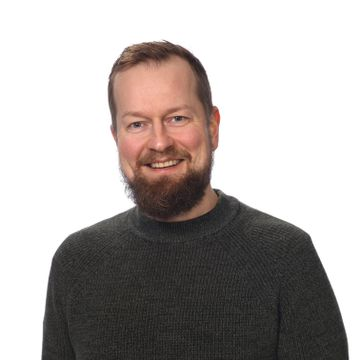 Image of Patrik Björkman