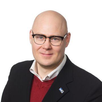 Image of Simo Grönroos