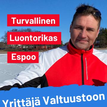 Image of Tuomas Ortia