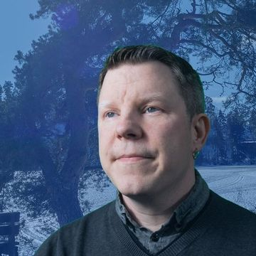 Image of Jussi Salminen