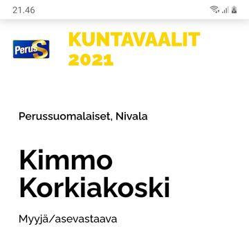 Image of Kimmo Korkiakoski