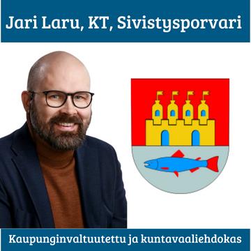 Image of Jari Laru