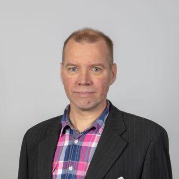 Image of Pekka Nyman