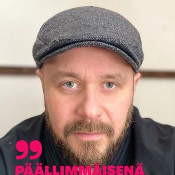 Image of Pasi Vornanen