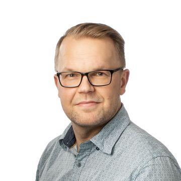 Image of Johnny Holmström
