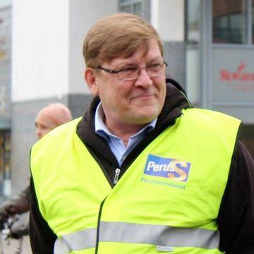 Image of Kalervo Björkbacka