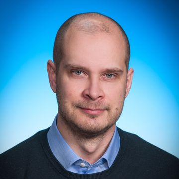 Image of Jussi Helesvirta
