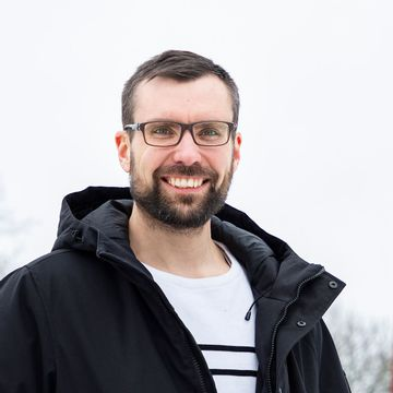Image of Johan Kvarnström