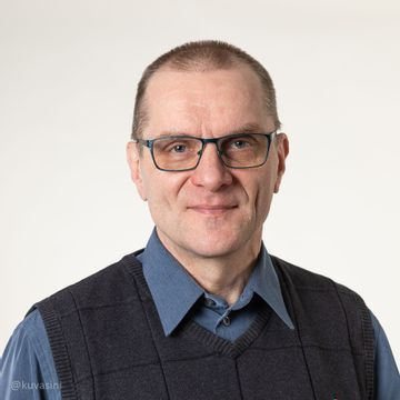 Image of Pauli Nikula