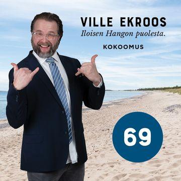 Image of Ville Ekroos