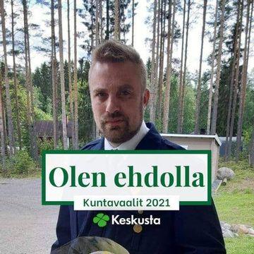 Image of Jaakko Myllykoski