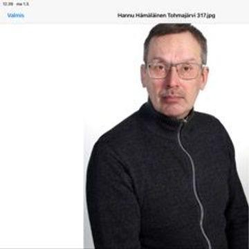 Image of Hannu Hämäläinen