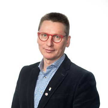 Image of Mikael Lindvall