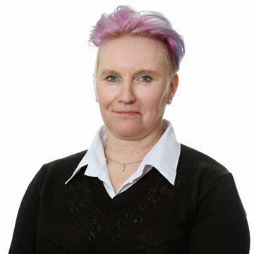 Image of Annika Hästbacka
